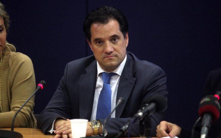 Αδ. Γεωργιάδης: «Προτιμώ τον Καμμένο από… συριζαίο. Eχει εθνικές ευαισθησίες»