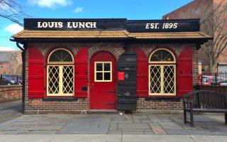 Σε αυτό το κατάστημα, ο Λούις Λάσεν σέρβιρε το 1900 ψητό βοδινό κιμά ανάμεσα σε δύο φέτες ψωμί.