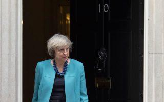 Η πρωθυπουργός της Βρετανίας, Τερέζα Μέι, θα συναντηθεί αύριο με τον Ντόναλντ Τραμπ.