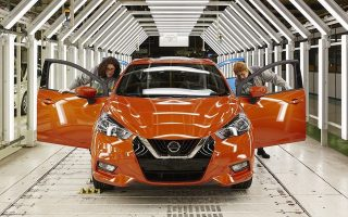 All-New Nissan Micra start of production
