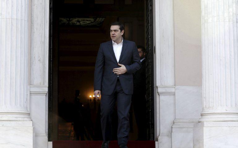 Συναντήσεις του πρωθυπουργού με τους πολιτικούς αρχηγούς για το Κυπριακό τη Δευτέρα