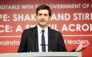 «Η καθυστέρηση στην ολοκλήρωση της αξιολόγησης δημιουργεί επιπλοκές στην οικονομία και θα ανοίξει τη συζήτηση για τέταρτο μνημόνιο», τόνισε ο αναπληρωτής υπουργός Οικονομικών Γ. Χουλιαράκης.