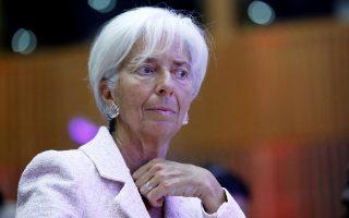Η Κριστίν Λαγκάρντ δήλωσε στο Reuters ότι το ΔΝΤ κάνει ό,τι καλύτερο μπορεί για να συμφωνήσει στο πρόγραμμα για την Ελλάδα, αλλά δεν μπορεί να δεχθεί συμβιβασμούς όσον αφορά τις αρχές του.