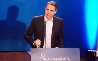 Ο Κυρ. Μητσοτάκης έχει τονίσει επανειλημμένως ότι η αξιωματική αντιπολίτευση δεν πρόκειται να στηρίξει στη Βουλή δημοσιονομικά μέτρα.