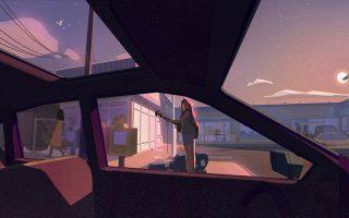 Το «Pearl» του Πάτρικ Οσμπορν είναι ένα μικρού μήκους road movie με πρωταγωνιστές έναν πατέρα και την κόρη του.