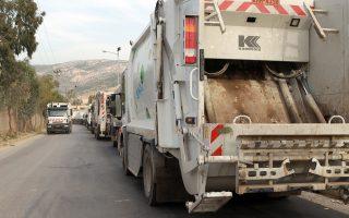 Το πρόβλημα της κακής κατάστασης των απορριμματοφόρων αφορά πολλούς μικρούς δήμους της Ελλάδας.