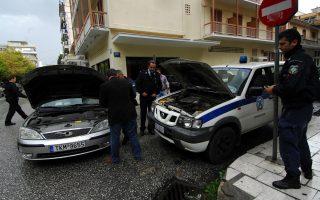 Η μηνιαία δαπάνη για την επισκευή των οχημάτων της ΕΛ.ΑΣ. υπολογίζεται ότι ανέρχεται σε 100.000 ευρώ.