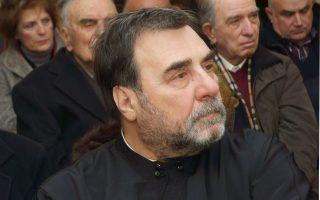 Ο Αριστομένης Ματσάγγας χειροτονήθηκε ιερέας από τον πρώην συμφοιτητή του στη Θεολογική Σχολή, μητροπολίτη Σύρου Δωρόθεο.