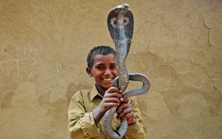 Φωτογραφία: REUTERS/Adnan Abidi