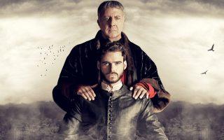 Ο Ντάστιν Χόφμαν και ο Ρίτσαρντ Μάντεν στη σειρά «Μέδικοι, οι άρχοντες της Φλωρεντίας».