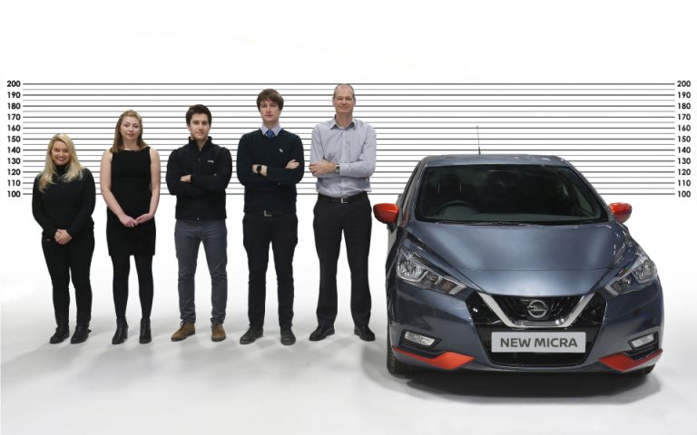 "Nissan Micra: Ένα μεγάλο ""supermini"""