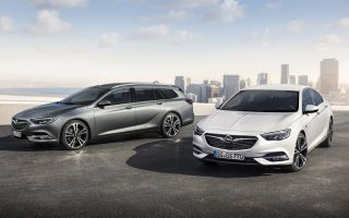 New Opel Insignia Sports Tourer and Grand Sport: Order books for station wagon and sedan open on February 17 in the Netherlands