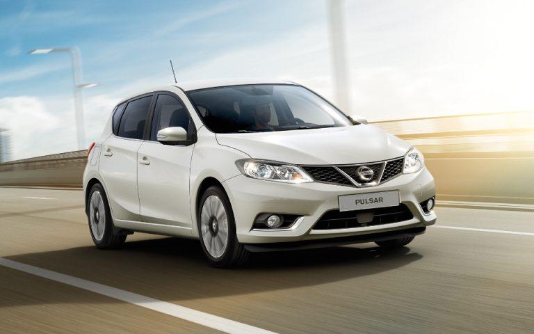 Nissan Pulsar με προνομιακό πρόγραμμα