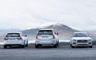 Τα Volvo XC90, S90 και V90 είναι τα τρία μοντέλα της σουηδικής εταιρείας που έχουν σημειώσει την υψηλότερη βαθμολογία στον τομέα της ασφάλειας ανάμεσα σε χιλιάδες άλλα.