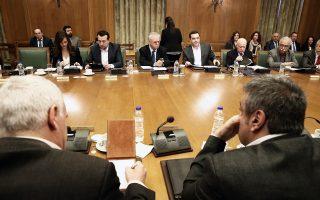 Ο κ. Αλ. Τσίπρας,  κατά τη διάρκεια του χθεσινού υπουργικού συμβουλίου, σχεδόν παρουσίασε ως μια διαδικαστική λεπτομέρεια όσα εξελίσσονται στο τραπέζι της διαπραγμάτευσης.
