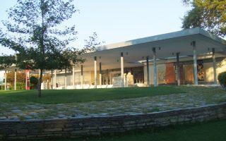 Το καφέ του Αρχαιολογικού Μουσείου Θεσσαλονίκης, πόλος έλξης για τους ντόπιους αλλά και τους επισκέπτες, παραμένει κλειστό από τον Οκτώβριο.