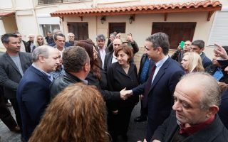 Ολοκληρώθηκε χθες η περιοδεία του Κυρ. Μητσοτάκη στην Κρήτη.