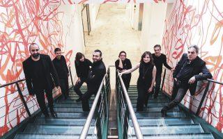 Συναυλία του dissonArt Ensemble στο Μέγαρο Moυσικής Αθηνών.