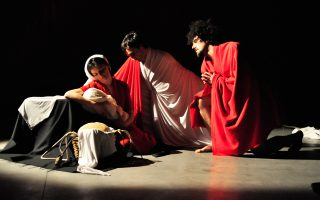 Με θεατρική παρουσίαση θρησκευτικών θεμάτων του Καραβάτζο και συνοδεία μπαρόκ μουσικής οι «Ζώσες εικόνες» στην ΕΛΣ.