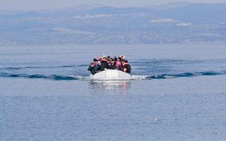 Η βελτίωση του καιρού προκάλεσε αύξηση στις ροές προσφύγων, οι οποίες παραμένουν μειωμένες κατά 97% σε σχέση με το 2015.