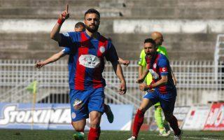 H Λαμία έχασε έδαφος στα Τρίκαλα, καθώς ηττήθηκε με 1-0 από την τοπική ομάδα.