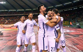 Η Εθνική απέσπασε πολύτιμο 1-1 στο Βέλγιο και πλέον στοχεύει σε ακόμη ένα καλό αποτέλεσμα με τη Βοσνία.