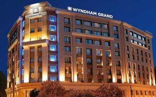 Ο ρυθμός εγγραφής μελών στο Wyndham Grand Athens –που λειτούργησε τον περασμένο Δεκέμβριο– είναι τριπλάσιος από τον μέσο όρο εγγραφών στον αμερικανικό όμιλο.