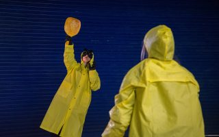 To «162 dance meetings» της Αριας Μπουμπάκη παρουσιάζεται στην οδό Βρύγου 10.