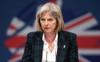 «Οι προβλέψεις για κακές εξελίξεις στην οικονομία μας δεν δικαιώθηκαν», επισήμανε η κ. Μέι. Τα καθησυχαστικά λόγια, όμως, δεν λαμβάνουν υπ' όψιν μια ουσιώδη λεπτομέρεια: δεν έχει ακόμη συμβεί τίποτα.