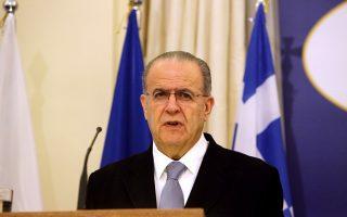 Αθήνα και Λευκωσία να τηρήσουμε την ψυχραιμία μας, λέει ο Ιωάννης Κασουλίδης.