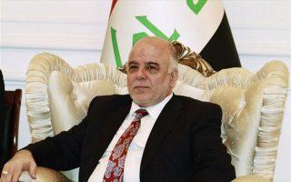 Ο πρωθυπουργός του Ιράκ Χάιντερ αλ Αμπάντι