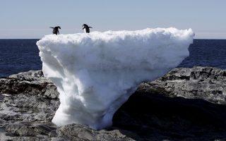 Η ανάλυση των δεδομένων που συγκεντρώθηκαν για την Ανταρκτική είναι σημαντική για την καταγραφή και τη μελέτη των διακυμάνσεων της θερμοκρασίας στο μέλλον.
