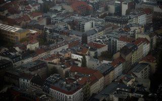 Η αγορά κατοικίας του Βερολίνου (φωτ.) θα παραμείνει μια από τις πλέον δυναμικές στην Ευρώπη, καθώς οι αξίες εξακολουθούν να είναι υποτιμημένες σε σχέση με την αγοραστική δύναμη των νοικοκυριών.