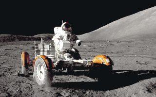 Η Omega με την αποστολή Apollo 17 (13 Δεκεμβρίου 1972)