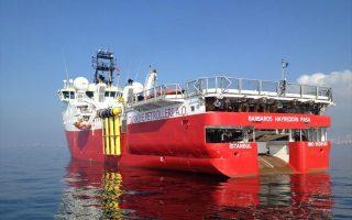 Ανησυχία για πλου του τουρκικού ερευνητικού πλοίου «Μπαρμπαρός» σε κυπριακά χωρικά ύδατα εξέφρασαν, χθες, ανώτατες πηγές του υπουργείου Εθνικής Αμυνας.