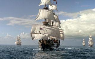 Συναρπαστικές ναυμαχίες στα νέα επεισόδια του «Black Sails».