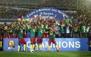 To Kαμερούν κατέκτησε το Κύπελλο Εθνών Αφρικής πριν από ένα μήνα και η όρεξη της CAF άνοιξε για τα καλά, ζητώντας από τη FIFA επιπλέον μία θέση για τη Mαύρη Hπειρο στα παγκόσμια κύπελλα.