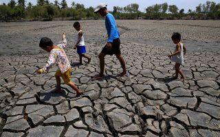 Η παρατεταμένη ξηρασία στην Αφρική είναι ένας από τους λόγους που προκαλούν λιμούς.