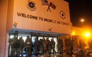 Στη βάση του Ιντσιρλίκ φιλοξενούνται 50 ώς 90 πυρηνικά όπλα στο πλαίσιο του «πυρηνικού καταμερισμού» του ΝΑΤΟ, κάτι που ανησυχεί τη Δύση μετά τη στάση του Ερντογάν και την απειλή του ISIS.