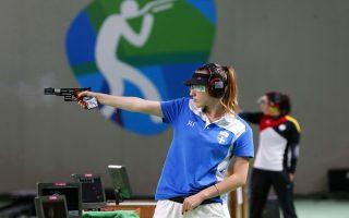 Η Αννα Κορακάκη θα αγωνιστεί στο όπλο και στο αγώνισμα που αναδείχθηκε χάλκινη ολυμπιονίκης, τα 10 μ. αεροβόλο πιστόλι. Εκεί θα αντιμετωπίσει όλα τα μεγάλα ονόματα του χώρου σε ευρωπαϊκό επίπεδο.