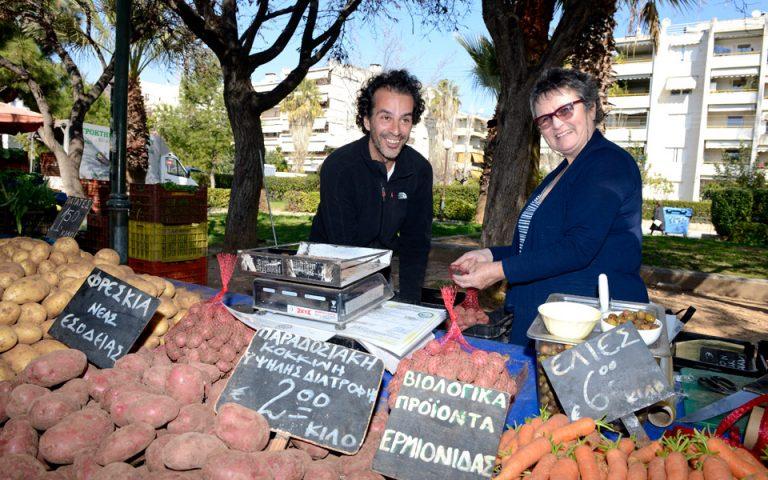 Ιωάννα Βόλη: Γλυκοπατάτες από την Ερμιονίδα