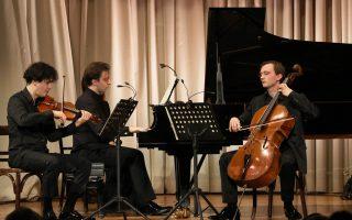 Ινούι, Κλέκνερ και Βαρβαρέσος απέδωσαν με συναρπαστικό τρόπο έργα των Ντβόρζακ και Τσαϊκόφσκι.
