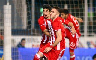 Ο Ατρόμητος προηγήθηκε με γκολ που προήλθε από οφσάιντ, όμως ο Φορτούνης και η παρέα του απάντησαν με 2 γκολ και πήραν την πρόκριση.