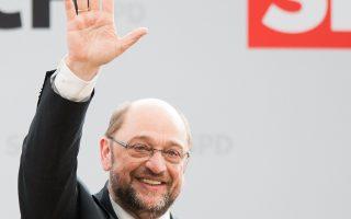 Προσωπική επιτυχία του Μάρτιν Σουλτς είναι το ζωντάνεμα του SPD.