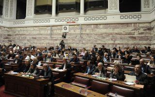 Οι βουλευτές ΣΥΡΙΖΑ αγωνιούν γιατί πολλά από τα μέτρα θίγουν τους εκλογείς τους είτε στην Αθήνα είτε στην περιφέρεια.