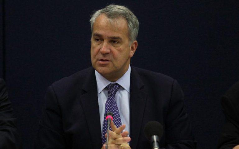 Βορίδης: «Παλεύουμε να φτάσουμε εκεί που ήμασταν το 2014»