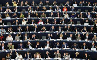 Το ψήφισμα που ενέκρινε χθες το Ευρωκοινοβούλιο εκφράζει τις προτεραιότητες του σώματος για τις διαπραγματεύσεις με τη Βρετανία.