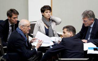 Η Φράουκε Πέτρι χαρακτηρίζεται ως το μόνο ηγετικό στέλεχος που γνωρίζει την τέχνη της επικοινωνίας.