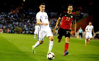 Η ισοπαλία της Εθνικής στο Βέλγιο την ανέβασε στην 39η θέση της παγκόσμιας κατάταξης.