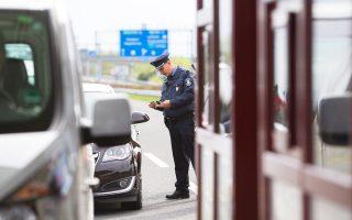Ο νέος Κώδικας Συνόρων Σένγκεν ετέθη χθες σε ισχύ.